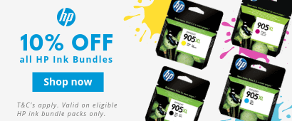Save on all HP ink bundles