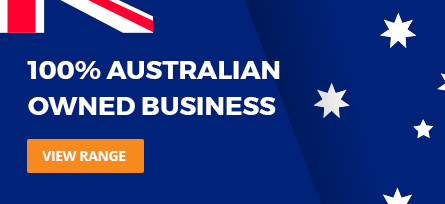 100% Australian owned and operated business