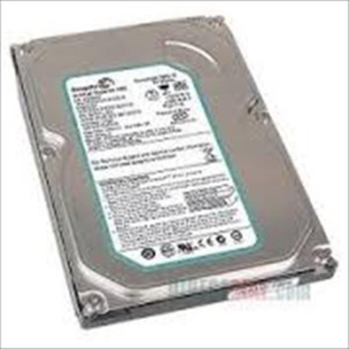 Xerox Hard Disk