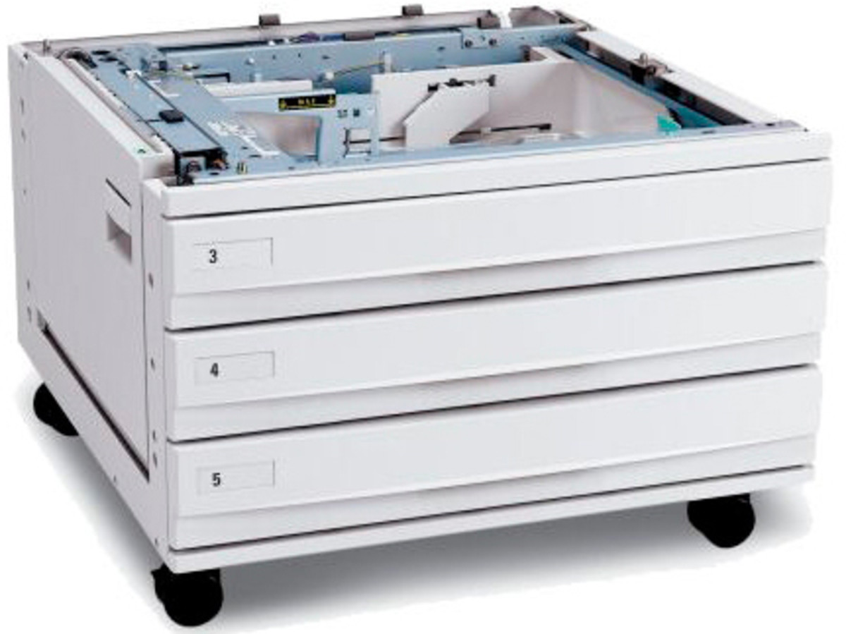 Xerox 520 Sheet 3 Tray Module
