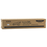 Xerox 106R01144 Cyan Toner Cartridge - High Yield