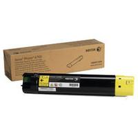 Fuji Xerox 106R01517 Yellow Toner Cartridge