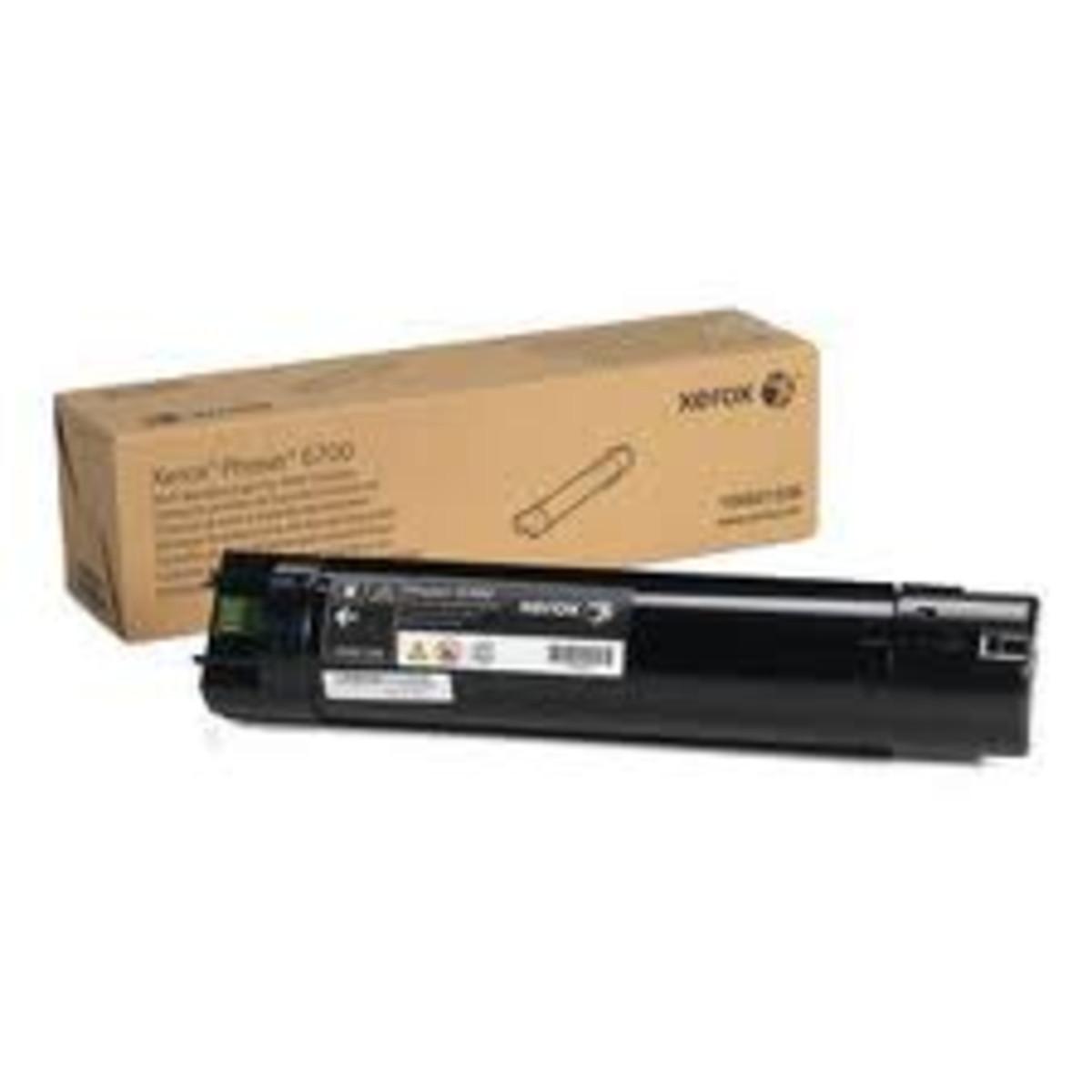 Xerox 106R01518 Black Toner Cartridge