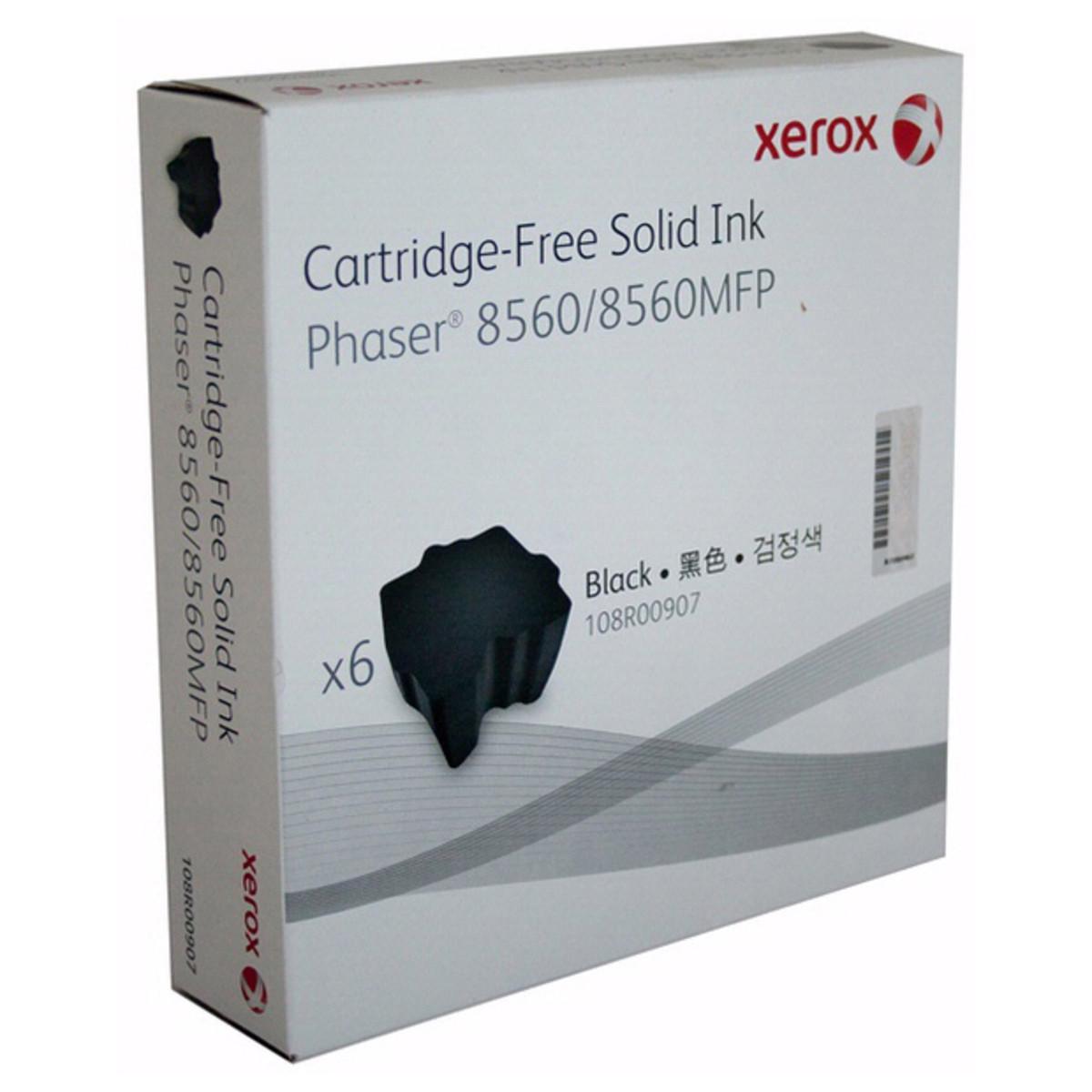 Xerox 108R00907 Cyan Solid Ink Sticks