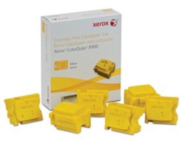 Xerox Yellow Ink Cartridge (Original)