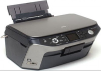 Epson Stylus Photo RX650 Inkjet Printer