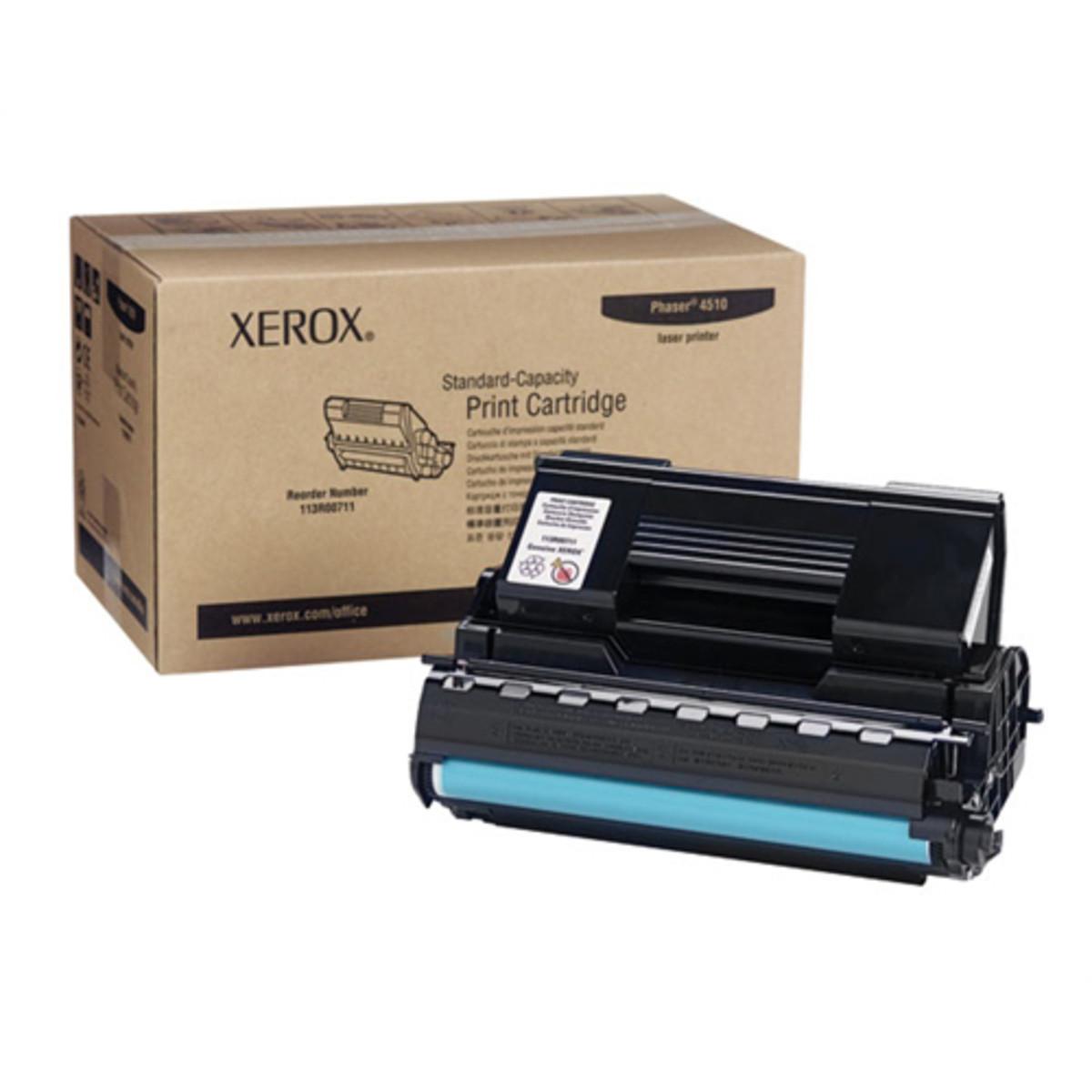 Xerox 113R00711 Black Toner Cartridge