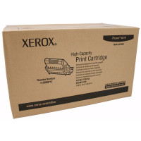 Xerox 113R00712 Black Toner Cartridge - High Yield