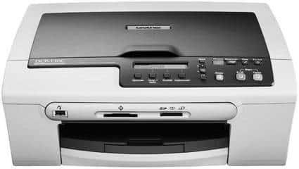 Brother DCP 130c Inkjet Printer