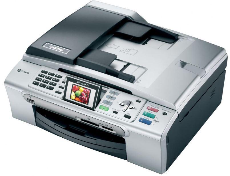 Brother MFC 440cn Inkjet Printer