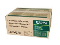 Lexmark 12A0150 Black Toner Cartridge