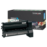 Lemark 15G041C Cyan Prebate Toner Cartridge