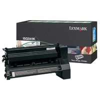 Lemark 15G041K Black Prebate Toner Cartridge