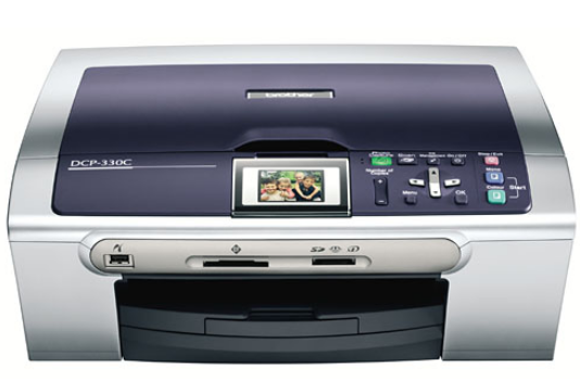 Brother DCP 330c Inkjet Printer