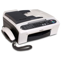 Brother Fax 2480c Printer