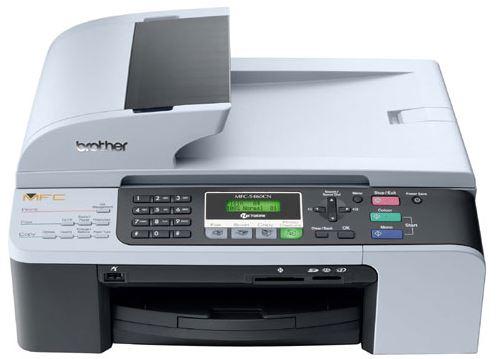 Brother MFC 5460cn Inkjet Printer