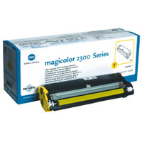 Konica Minolta 1710517-006 Yellow Toner Cartridge