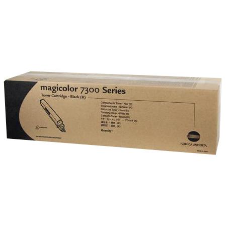 Konica Minolta Black Toner Cartridge (Original)