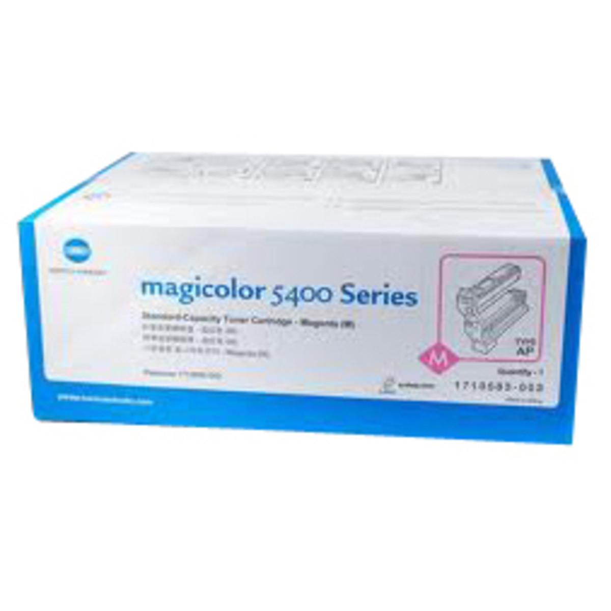 Konica Minolta 1710583-003 Magenta Toner Cartridge