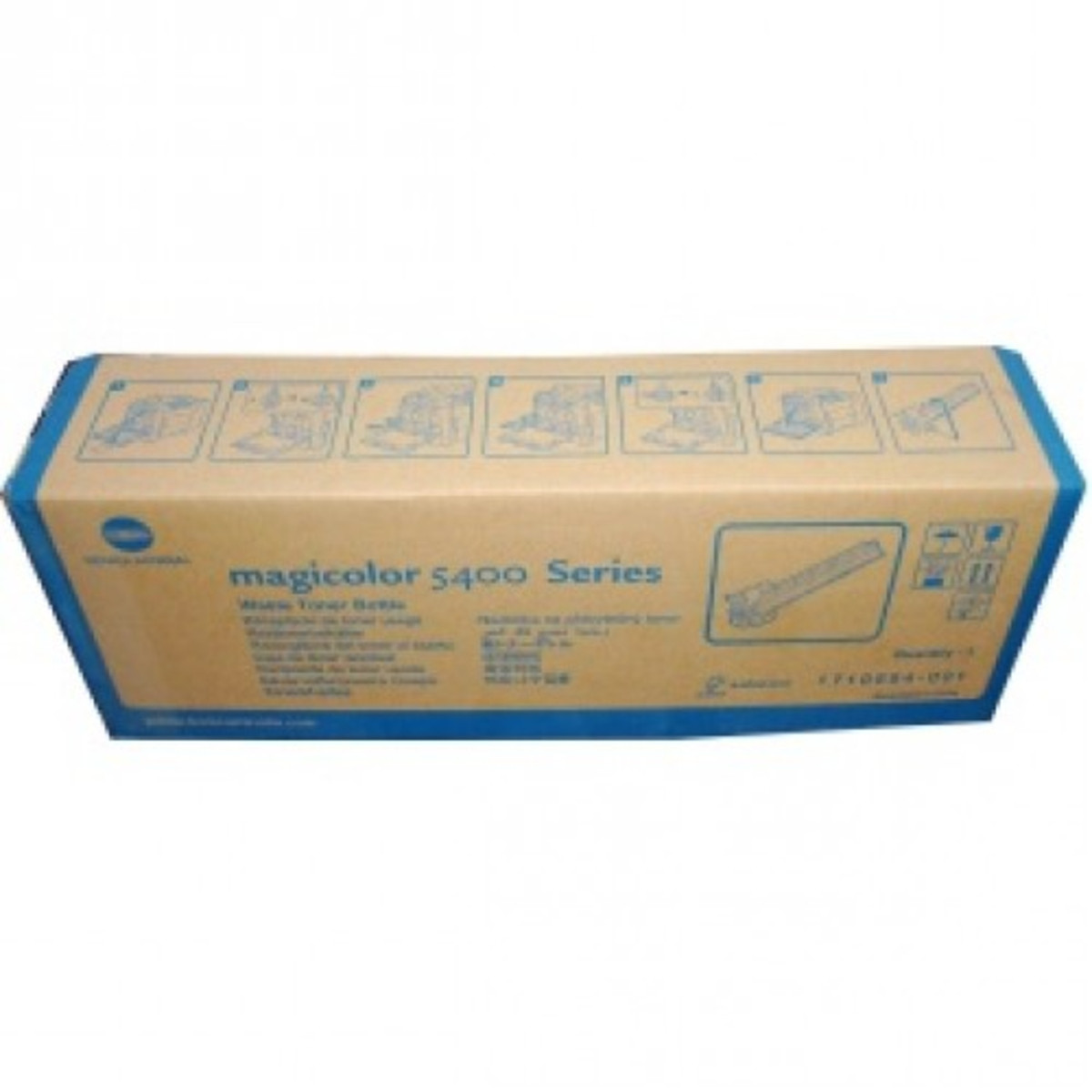 Konica Minolta Magicolor 5430DL Waste Bottle