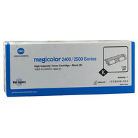 Konica Minolta 1710590-004 Black Toner Cartridge