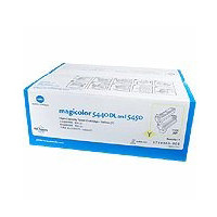 Konica Minolta 1710605-006 Yellow Toner Cartridge