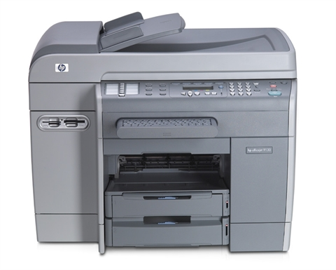 HP Officejet 9130 Inkjet Printer