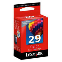 Lexmark 29 Colour Return Program Ink Cartridge