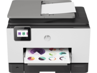 HP OfficeJet Pro 9020 All-in-One Printer (1MR73D)