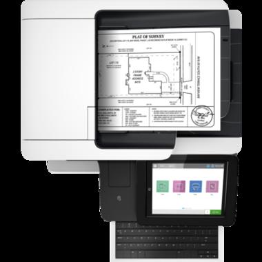 HP LaserJet Pro M528z Printer