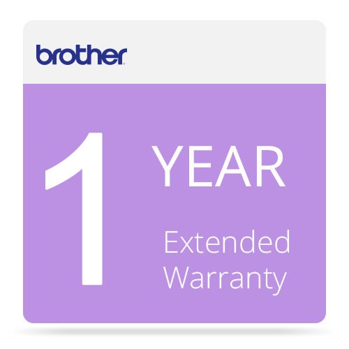 Brother 1 Year Extended Warranty