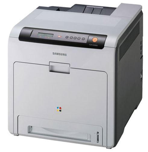 Samsung CLP610 Laser Printer