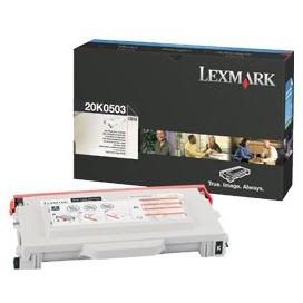 Lexmark 20K1403 Black Toner Cartridge (Original)
