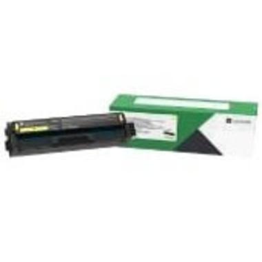 Lexmark 20N30Y0 Yellow Toner Cartridge (Original)