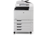 HP Colour Laserjet CM6040 Laser Printer