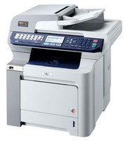 Brother MFC 9840cn Laser Printer