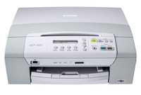 Brother DCP 165c Inkjet Printer