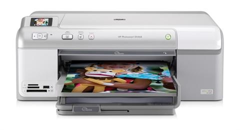 HP Photosmart D5463 Inkjet Printer