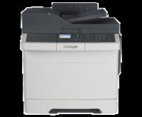Lexmark CX310dn Colour Laser Printer