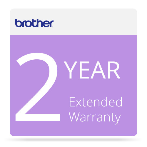 Brother 2 Year Extended Warranty