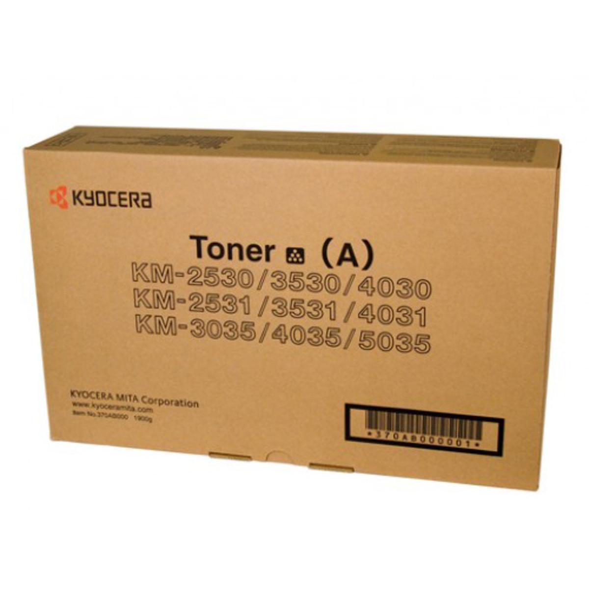 Kyocera 370AB00 Black Copier Cartridge