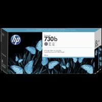 HP 730B 130-ml Gray DesignJet Ink Cartridge