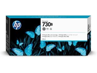 HP 730B 300-ml Gray DesignJet Ink Cartridge
