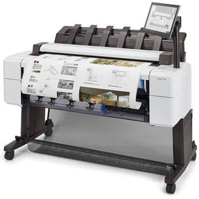 HP DesignJet T2600dr 36-in PostScript Multifunction Printer