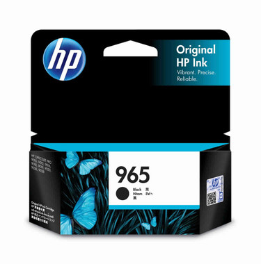 HP 965 Black Ink Cartridge (Original)