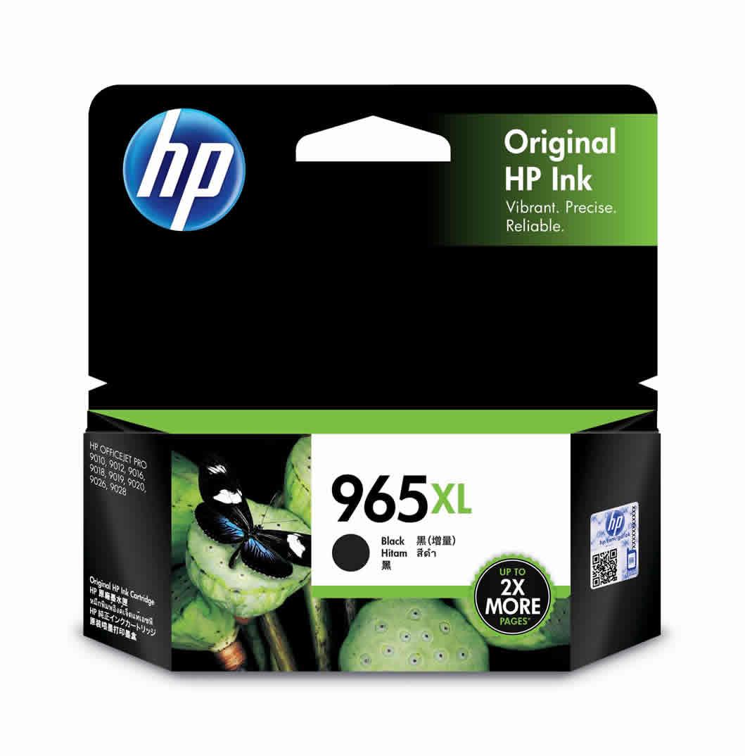 HP 965XL Black Ink Cartridge (Original)