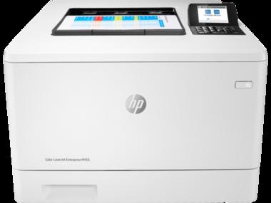 HP Color LaserJet Enterprise M455dn Laser Printer