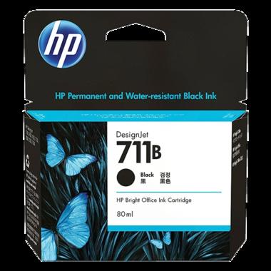 HP 711 Black Ink Cartridge (Original)