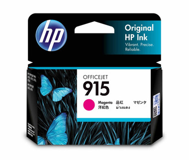 HP 915 Magenta Ink Cartridge (Original)
