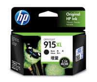 HP 915XL Black Ink Cartridge (Original)